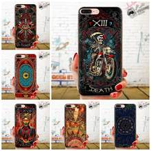 Rubber Cell Phone Case For Xiaomi Redmi Note 2 3 3S 4 4A 4X 5 5A 6 6A Pro Plus Tarot(China)