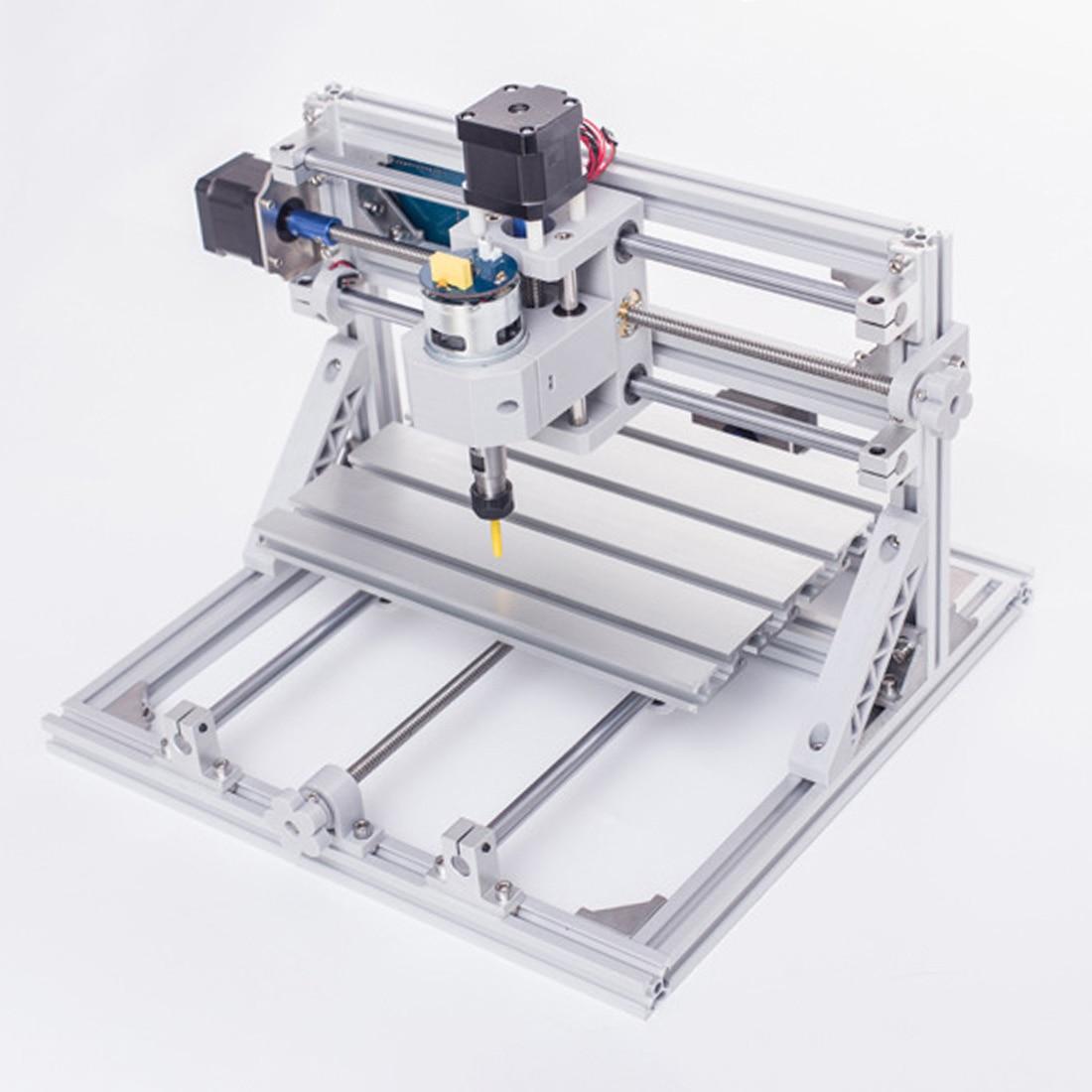 CNC 2418 AC110v ~ 220V GRBL Haushalt Schneiden Maschine 3 Achse Gravur Maschine Modell Experiment Wissenschaft Kits