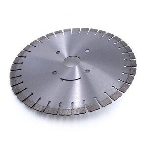 Image 3 - RIJILEI 350 MM Diamant snijden zaagblad voor graniet marmer steen beroep cutter blade Beton snijden circulaire Snijgereedschap