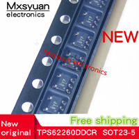 10 adet ~ 100 adet/grup TPS62260DDCR TPS62260DDCT TPS62260DDC TPS62260 BYP SOT23-5 yeni orijinal stokta