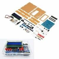 LCD dijital frekans sayıcı Secohmmeter kapasite metre DIY kiti frekans metre cymometer endüktans test cihazı frequenzimetro      -