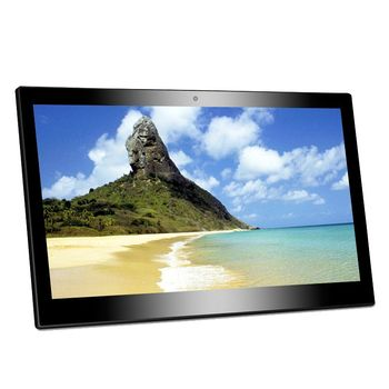 15.6 Inch Android Tablet PC Digital android industrial touch screen panel grade Kiosk all in one pc