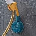 Насадки для душа настенный кронштейн для телевизора Поддержка стеллаж для выставки товаров 360 градусов Ванная комната спринклерная головк...