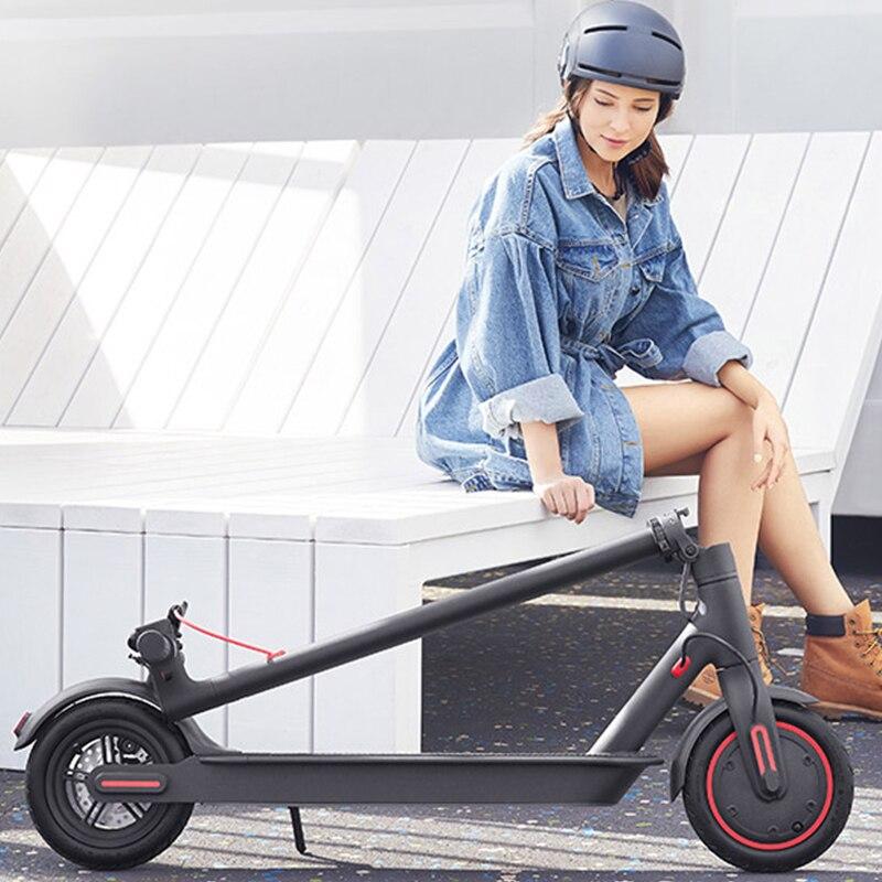 Xiaomi M365 mi Scooter électrique Pro Smart E Scooter planche à roulettes mi jia mini pliable Hoverboard Longboard trottinette electrique adulte 45km batterie - 5