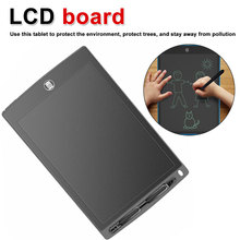 Electronic Paperless Handwriting Pad Drawing Toys 8.5 inch/12inch LCD Writing Kids Board Tablet Erase Ultrathin e-Writer Tablet drawing toys lcd writing tablet erase drawing tablet 4 4 inch electronic paperless lcd handwriting pad baby early educational to