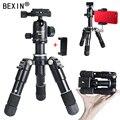 BEXIN дорожный гибкий портативный легкий настольный мини-штатив с шаровой головкой для камеры  подставка для телефона  крепление для SLR камеры