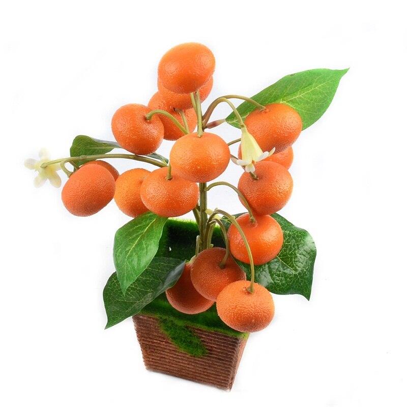 1 шт. мини искусственный апельсин супер яблоки букет пена пластик Модель искусственных фруктов вечерние кухонные Свадебные украшения сад ремесло|Искусственные фрукты|   | АлиЭкспресс