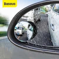 Baseus-Espejo retrovisor del coche, 2 uds., visión completa, 360 grados de ancho, asistencia de estacionamiento, resistente al agua