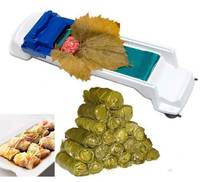 Ferramenta de rolamento de carne vegetal criativo recheado uva repolho folha rolo máquina gadget ferramenta para acessórios cozinha 1pcs