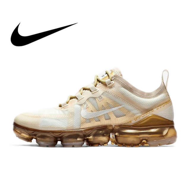 f118c1a5948 US $65.66 51% OFF|Original Authentic NIKE AIR VAPORMAX Women's Running  Shoes Sneakers Outdoor Sports 2019 New Footwear Jogging Walking AR6632  101-in ...