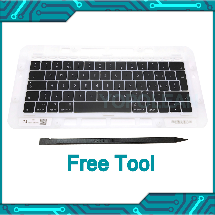 Asus X401 X401A Replacement Keys clip rubber cap