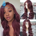 Pure 13*6 Lace Front Human Hair Wigs 150% Density Brazilian Remy Hair Body Wave Glueless Lace Wig Baby Hair Pre Plucked Hairline