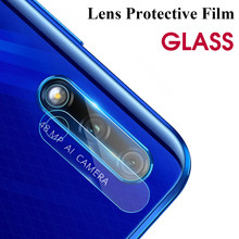 Back Camera Lens For Huawei honor 9X 20 pro Y7 Pro 2019 Y7 prime 2019 P Smart Z Back Camera Lens Screen Protector Glass Films(China)