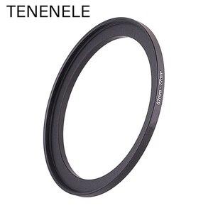 Image 3 - TENENELE מצלמה עדשת מסנן צעד למעלה/למטה טבעת מתאם 49 52 55 58 62 67 72 77 82mm 49mm כדי 82mm כדי 49mm עדשות קליבר מתאם