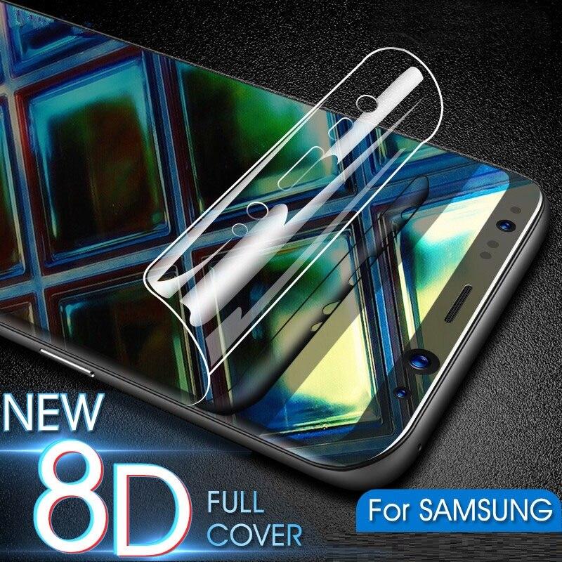 Película protectora de hidrogel para Samsung Galaxy S6, S7, S2, S8 Plus, película protectora para Samsung S5 Mini, S4, S3, Neo S III