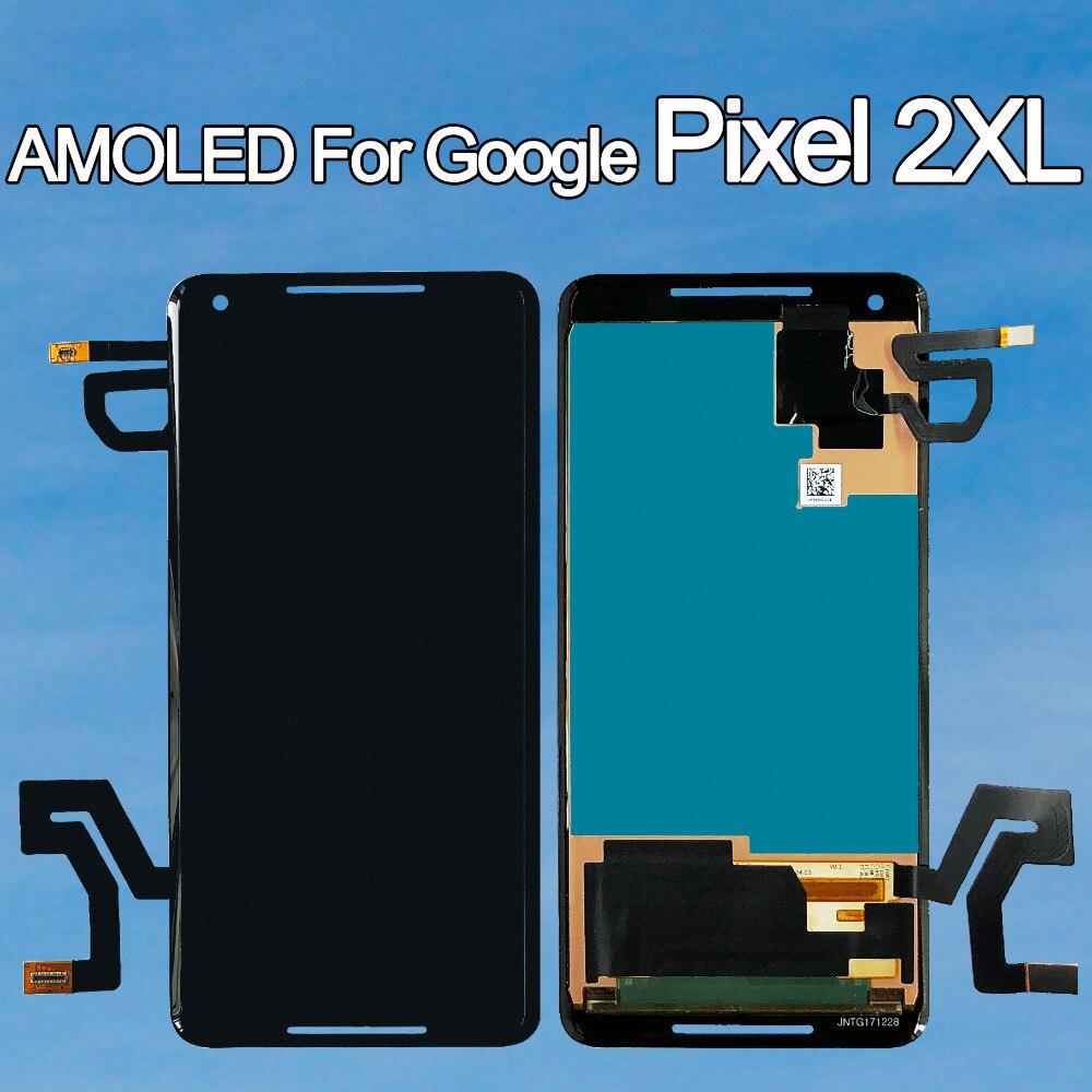 xl display lcd tela de toque para