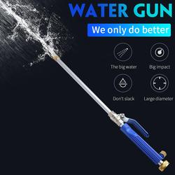 Zraszacz wody podlewanie opryskiwacz Metal niebieski dysza obrotowa zraszacze rozpylanie aparatura czysta miedź trwałe przenośne