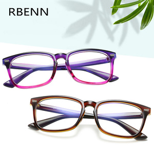 Image 2 - RBENN Anti Blue Light Computer Men Glasses Women Blue Light Blocking Eyewear Radiation Protection Gaming Eyeglasses Frame