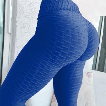 Αθλητικό κολάν ελαστικό παντελόνι γυναικείο για άθληση ψηλόμεσο