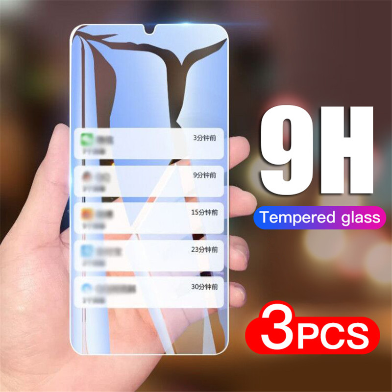 Tempered-Glass Screen-Protector Full-Cover Huawei Honor 9-Lite 10i for 3pcs 8x9x 20i