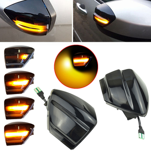 Image 5 - 2PCS For Ford S Max 07 14 Kuga C394 08 12 C Max 11 19 LED Dynamic Turn Signal Light Side Mirror Sequential Blinker Indicator