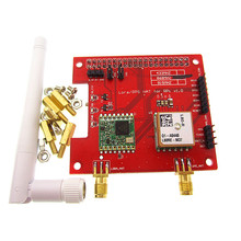 Long distance wireless 433/868/915Mhz Lora and GPS Expansion Board