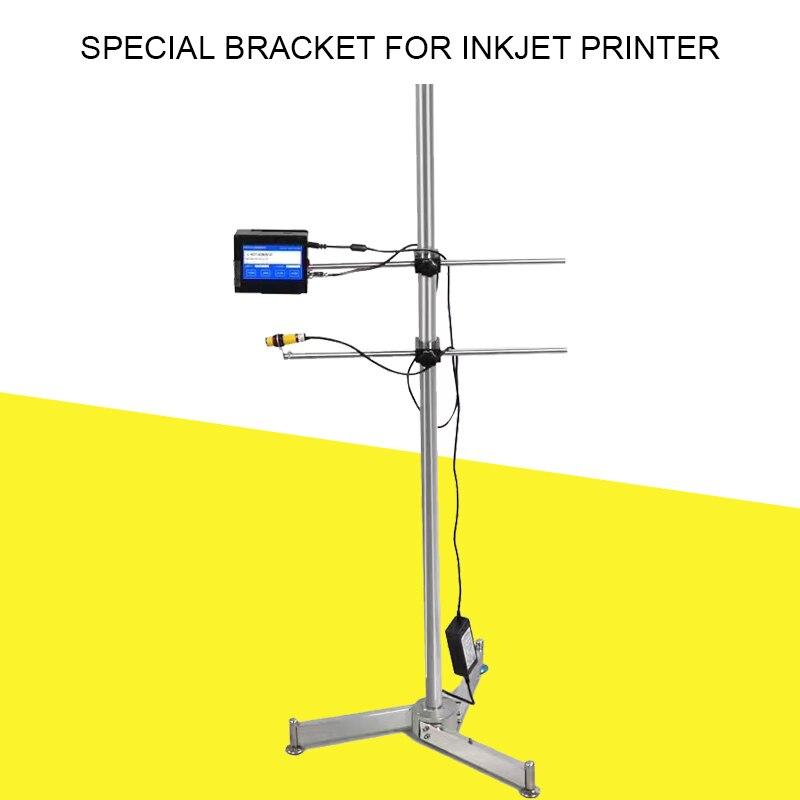 Handheld smart inkjet printer special bracket fixed online inkjet printer automatic printing frame