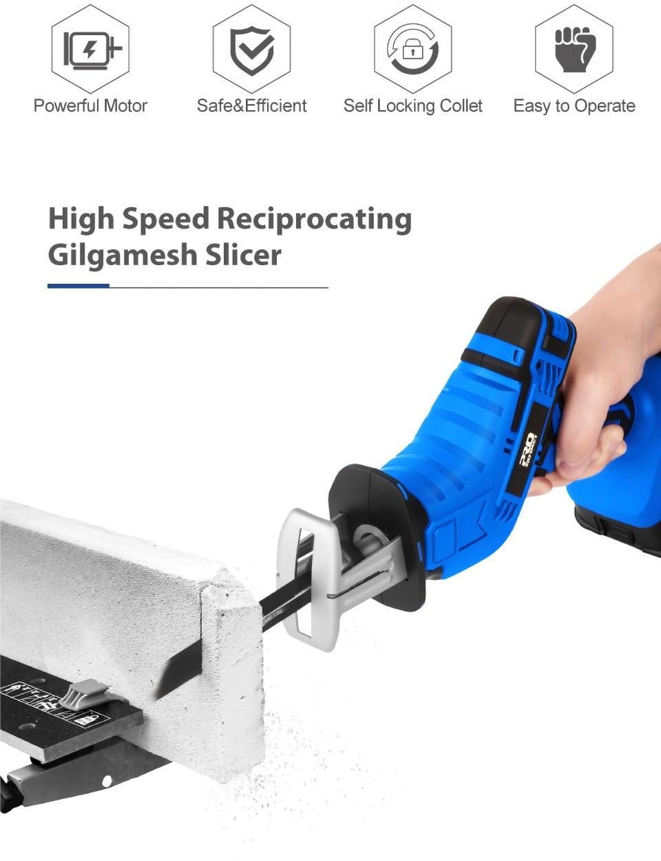 High Speed Reciprocating gilgamesh slicer