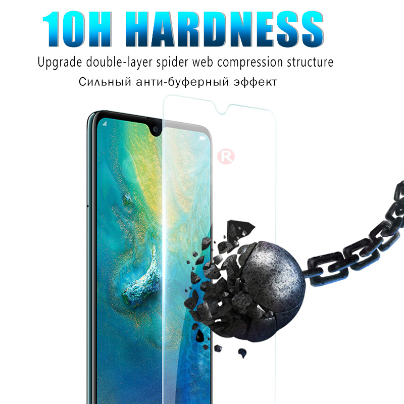 1-3Pcs Tempered Clear Screen Protector Glass For Huawei P30 P20 Mate 20 10 Lite Pro 1