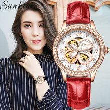 חדש relogios feminino reloj automatico orologio automatico גבירותיי שעון datejust גבירות horloges reloj mujer montre automatique(China)