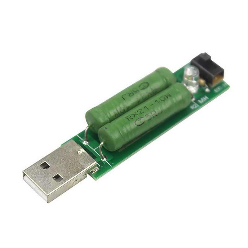 Màn Hình LCD Mini USB Điện Thoại Bút Thử Điện Áp Hiện Tại Mét Di Động Bác Sĩ Di Động Sạc Công Suất Máy Phát Hiện Máy Khuếch
