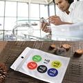 Высокое качество; 1 предмет в комплекте; Водонепроницаемый ПЭТ Материал NFC наклеек Смарт Ntag213 теги для всех телефонов