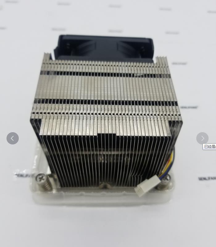 2U Active Heatsink//CPU Cooler Intel Socket LGA 2011 SNK-P0048AP4 NEW Narrow