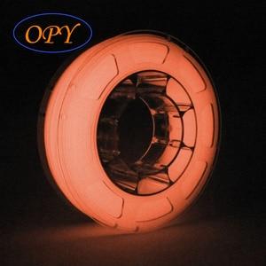 Image 1 - Lueur dans le Filament sombre Pla matériel 3D plastique 1.75mm imprimante lumineux marbre bois Noctilucent 1Kg