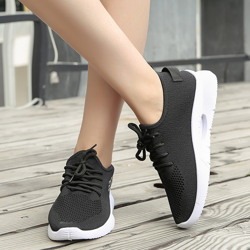 Woman casual shoes Breathable 2019 Sneakers Women New Arrivals Fashion mesh sneakers women