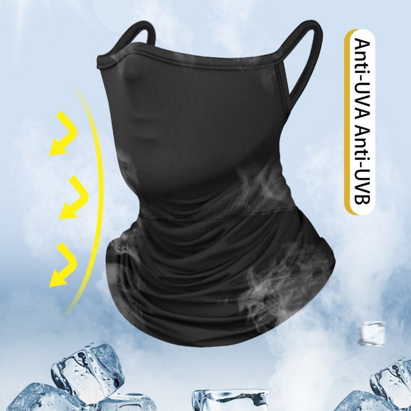 Unisex Cycling Anti Dust Bandana Sand Sunscreen Scarf Breathable Outdoor Cycling Windproof Balaclava Hot Selling