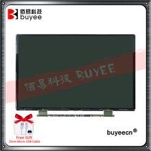 """الأصلي جديد 13 """"A1369 A1466 LCD شاشة لوحة ل ماك بوك الهواء A1466 شاشة الكريستال السائل NT133WGB N81 2010 2015 اختبار"""