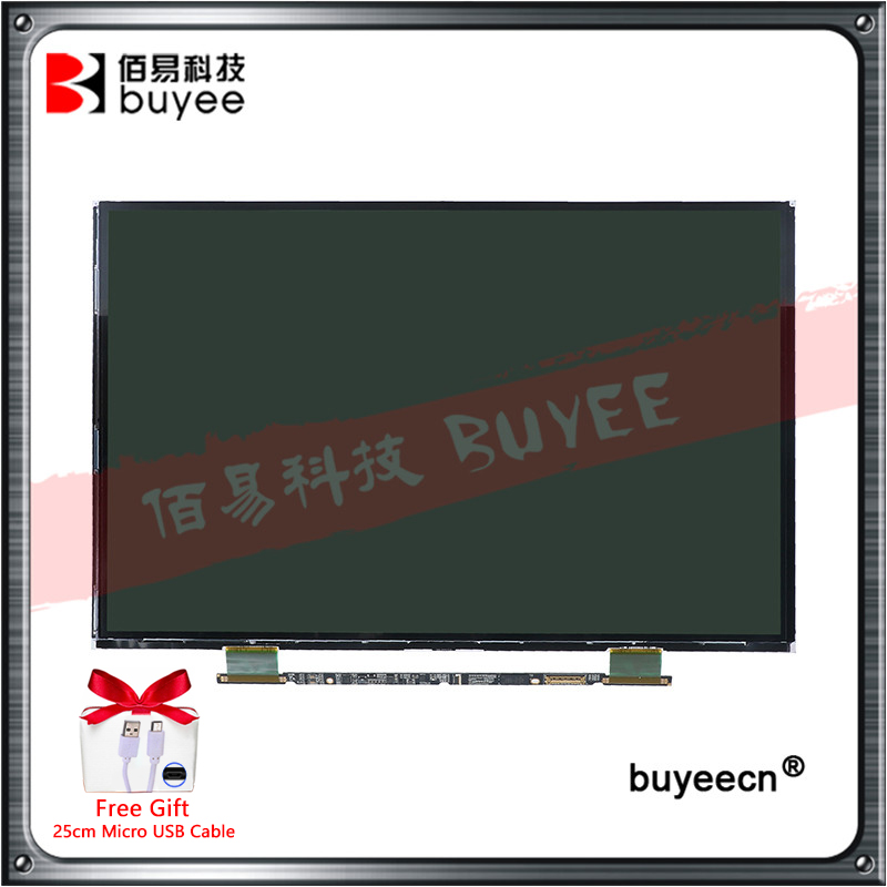 """Original New 13"""" A1369 A1466 LCD Screen Panel For Macbook Air A1466 LCD Display NT133WGB-N81 2010-2015 Tested(China)"""