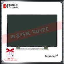 "Original nuevo 13 ""A1369 A1466 LCD Panel de pantalla para Macbook Air A1466 pantalla LCD NT133WGB N81 2010 2015 probado"