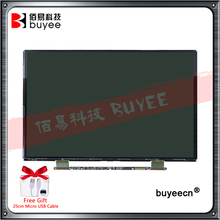 "Orijinal Yeni 13 ""A1369 A1466 LCD Ekran Paneli Için Macbook Air A1466 LCD ekran NT133WGB N81 2010 2015 Test"