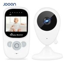 2.5 pouces sans fil bébé moniteur vidéo couleur bébé nounou caméra de sécurité Vision nocturne température musique LCD moniteur bébé caméra