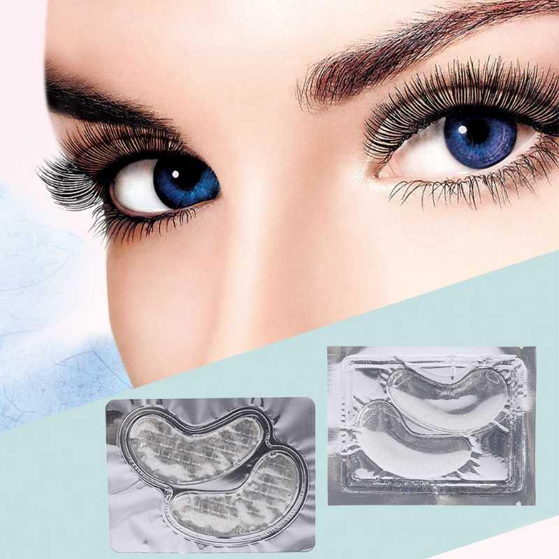 Przeciwzmarszczkowy żel z ciemnego koła kolagen pod płatki pod oczy maska na plastry na powieki
