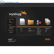 Stage-Lights Dongle Emulator Crack Show Newest-Version WYSIWYG USB Release-R40 Builder