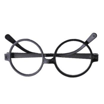 Ramki okularów okrągłe okulary Retro ramki okularów ramki okularów okulary kobiety mężczyźni ramki prezenty tanie i dobre opinie CN (pochodzenie) Jeden rozmiar Unisex Jasne