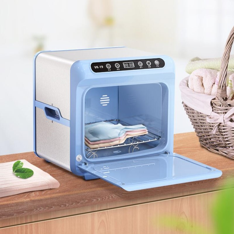 Underwear Disinfection Machine Panty Sterilizer For Home Small Towel Disinfection Cabinet Clothes Dryer UV Sterilization