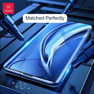 Image 3 - XUNDD di Vetro Per Xiaomi Mi 10 Pro Protezione Dello Schermo di Vetro Antiurto 9H Temperato Trasparente Pellicola Protettiva Per Xiaomi Mi 10 Pellicola di vetro