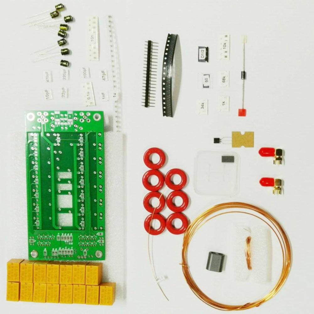 DIY KITS 1.8-50MHz ATU-100mini Automatic Antenna Tuner Kit By N7DDC 10 - 15 VDC Max Working Power: 100 Watts Tools Parts