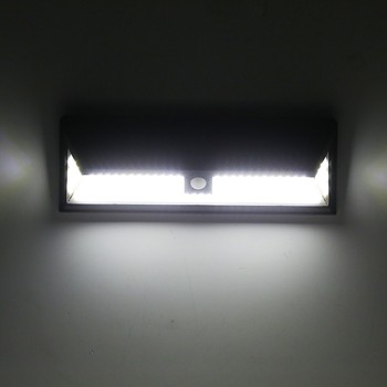 118 LEDs Solar Wall Light Motion Sensor Outdoor Garden Security Floodlight Bright Garden Garden Lawn Lamp IP65 Waterproof 4