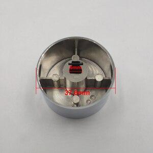 Image 4 - Draaischakelaar Gasfornuis Onderdelen Kachel Gasfornuis Knop Rvs Ronde Knop Knop Voor Gasfornuis