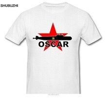Camisa de verão otan rusische marinha wk bundeswehr wh eua grupos de apoio oscar cccp t camisa 100% algodão